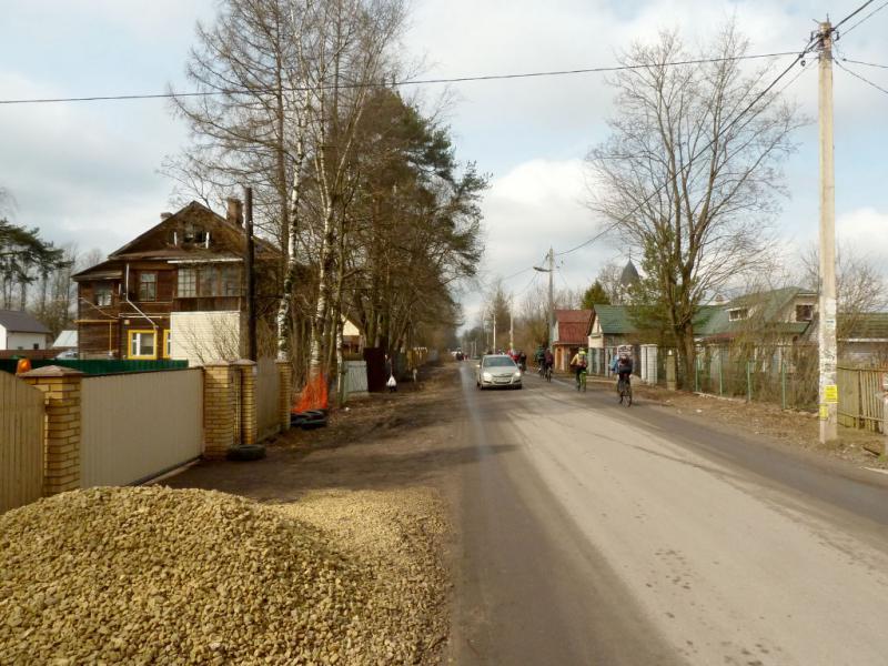 20150405. В деревне Тайцы (Ленинградская область).