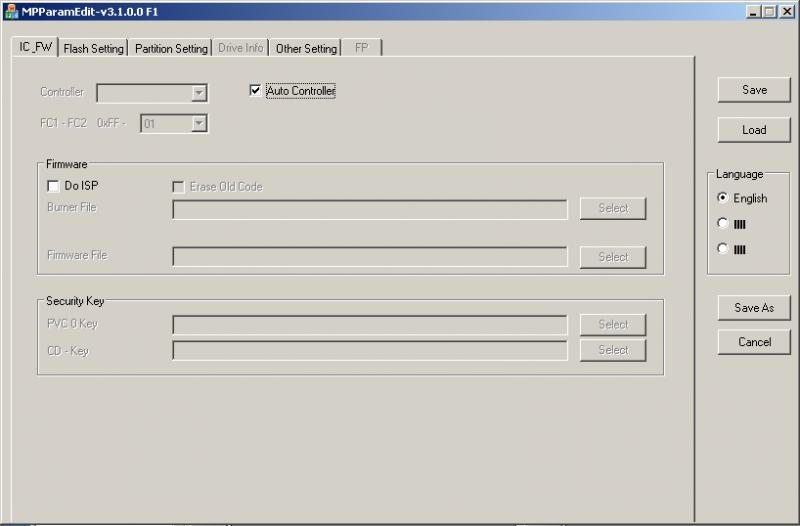 Phison MPALL v3.08: Доверимся автоматике.