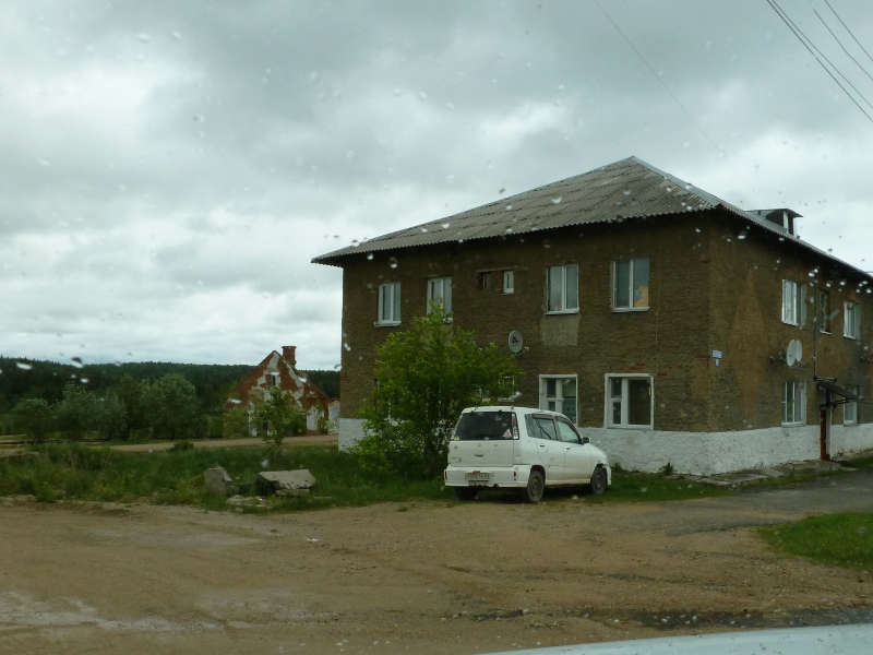 20200531. На Заводской улице, в посёлке Каменный Яр, что при щебёночном заводе.