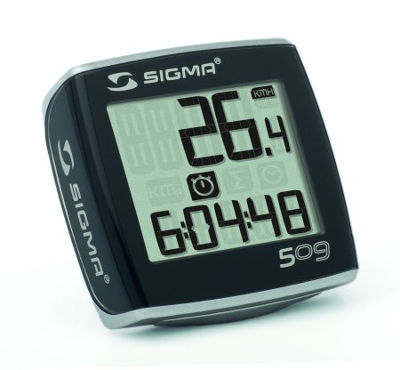 "Вело-компьютер ""Sigma BC 509""."