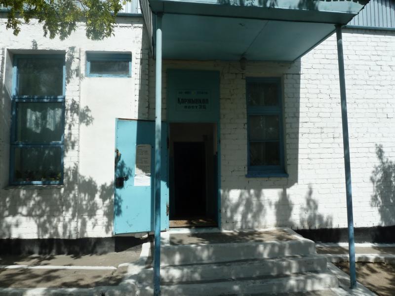 20110808. Павлодар-Астана. Железнодорожная станция Коржинколь.