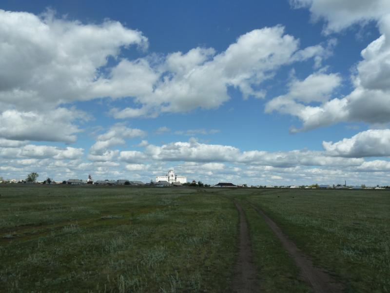 20110818. Астана-Боровое. Макинский элеватор.