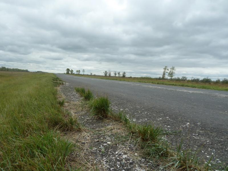 20110825. Боровое-Павлодар. Дорога с точки зрения отдыхающего велотуриста.