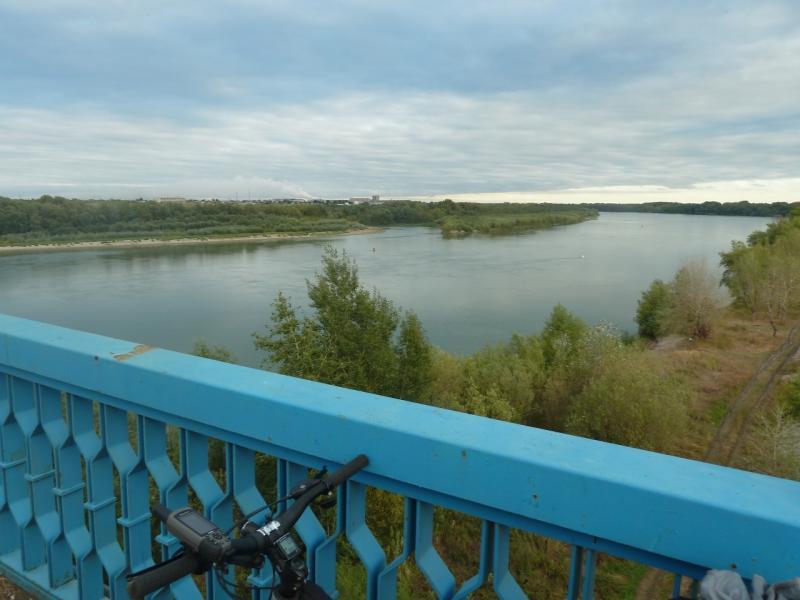20110825. Боровое-Павлодар. Почти видать дом.