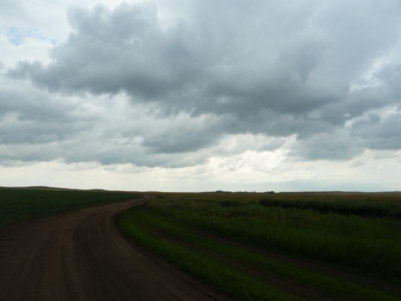 20120630. Баймен-2012: накрыло дождём.
