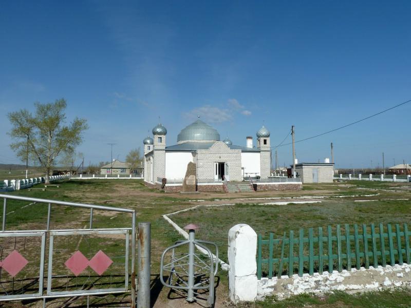 20130426. Мечеть в селе Южное.