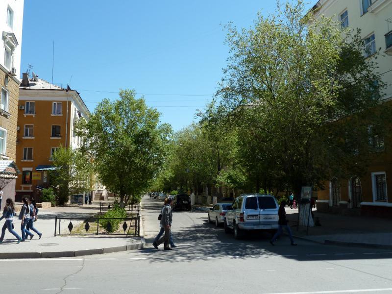 20130507. Переулки города Балхаш.