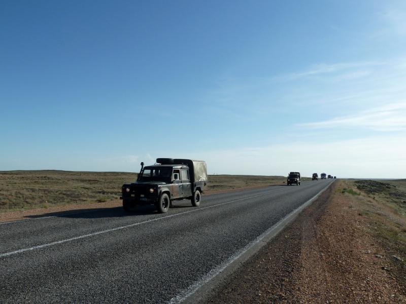 20130508. На трассе М-36, неподалеку от Сарышагана.