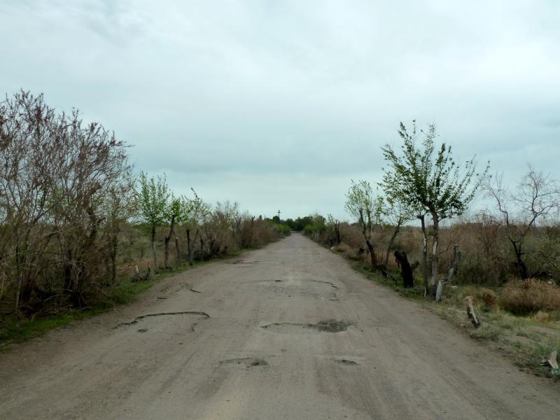 20130509. На окраине Приозёрска.