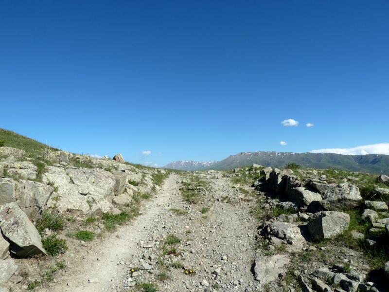 20130515. В горах Заилийского Алатау.