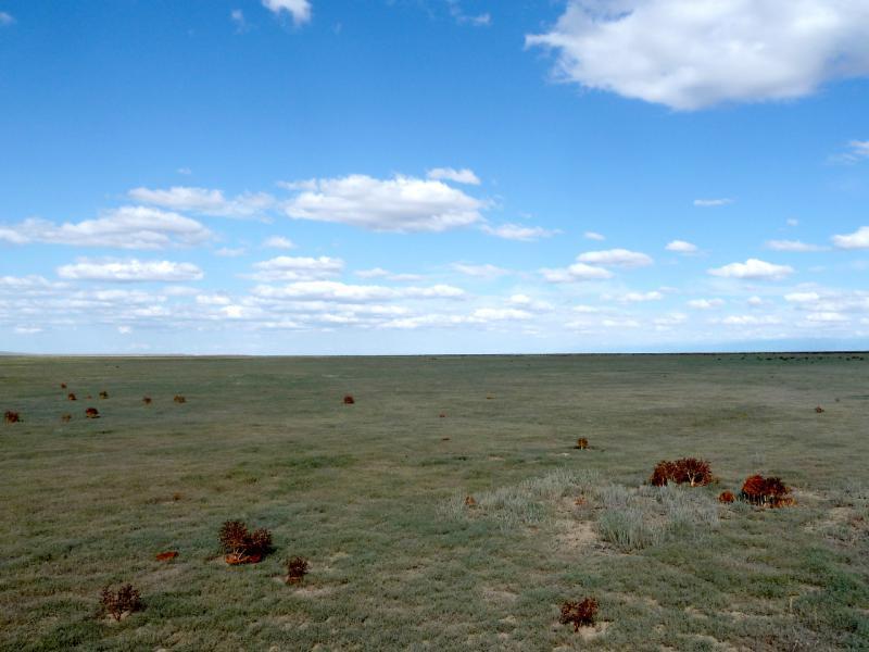20130520. Вид на север с дороги A-351, на Согетинской равнине.