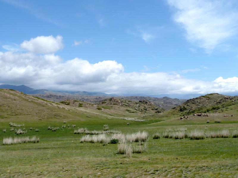 20130526. В горах неподалеку от урочища Аяксаз.