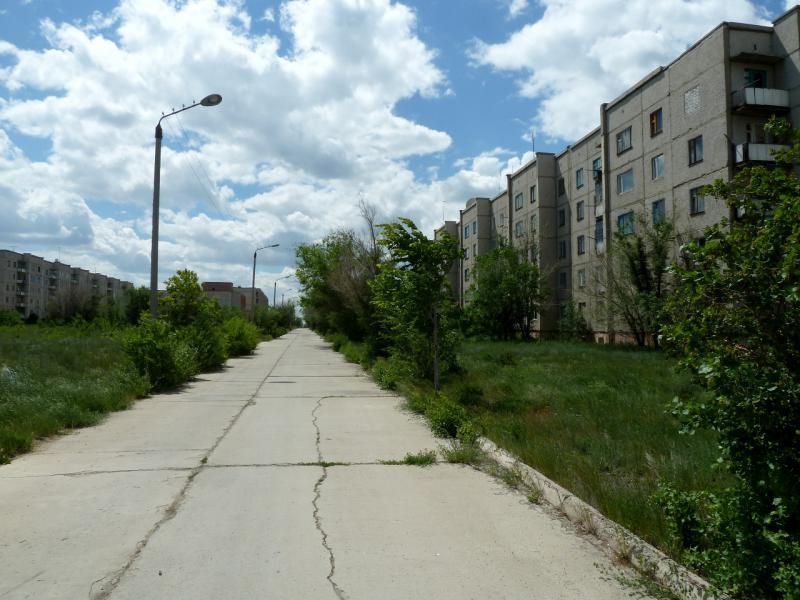 20130611. На окраине Шульбинска.
