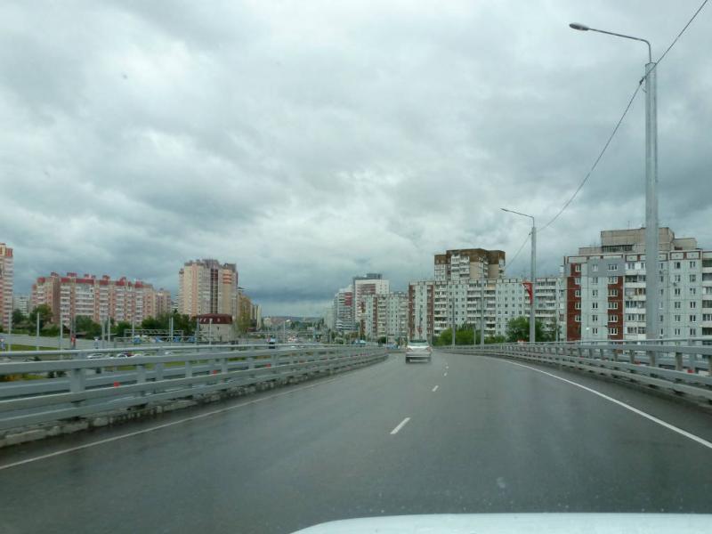 20200531. Вид с развязки Николаевского проспекта, улиц Красной Армии и Копылова.
